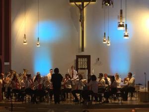 Kirchenkonzert St. Matthias 2018
