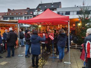 Weihnachtsmarkt Riegelsberg 2019